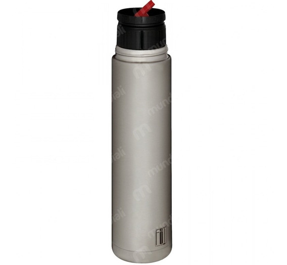 Garrafa Térmica Em Inox Sem Canudo Interno 1 Litro Mor
