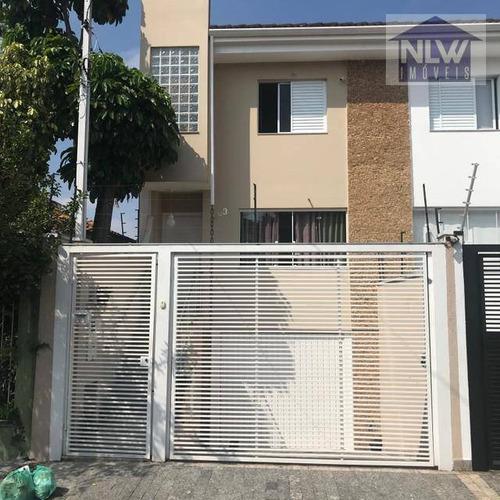 Imagem 1 de 19 de Casa Com 3 Dormitórios À Venda, 180 M² Por R$ 1.600.000,00 - Vila Lúcia - São Paulo/sp - Ca0093