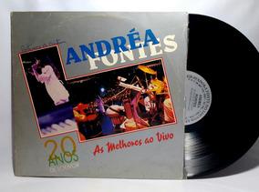 Lp Andréa Fontes - As Melhores Ao Vivo (20 Anos De Louvor)