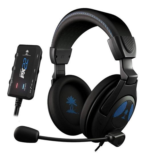 Audifonos Turtle Beach Ear Force Px22 Nuevos (en D3 Gamers)