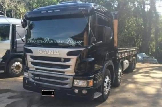 Scania P310 8x2 Bitruck
