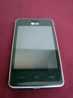 Celular LG-t375 Bra - Defeito