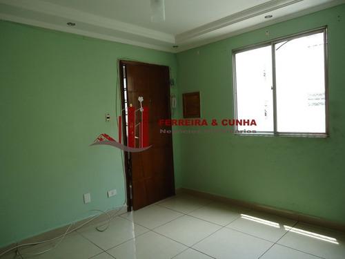 Imagem 1 de 14 de Excelente Apartamento No Bairro Vila Guilherme - Fc695