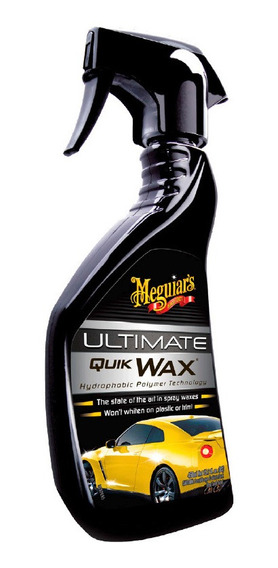 Cera Rápida Ultimate Quik Wax P/meguiars X450 Ml #1034 Meguiars G080-14-13-06