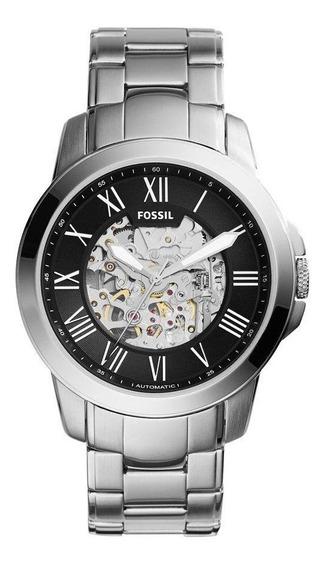 Relógio Fossil Masculino Grant Me3103/1pn