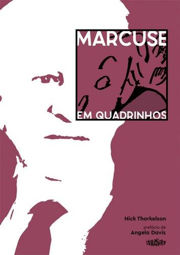 Imagem 1 de 5 de Herbert Marcuse Em Quadrinhos Filosofia Política E Social