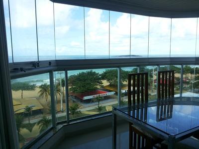 Murano Imobiliária Aluga Flat Com Vista Para O Mar Na Praia Da Costa, Vila Velha - Es. - 1841
