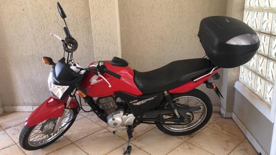 Moto Honda Cg Fan125
