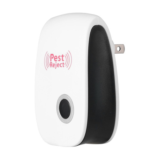 Eletrônico Ultrasonic Rechargeble Anti Mosquito Inseto Prag