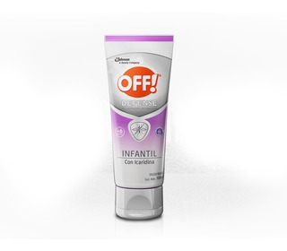 Nuevo! Off Defense Infantil Gel