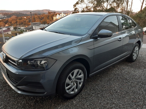 Imagem 1 de 9 de Volkswagen Virtus 2020 1.6 16v Msi 4p
