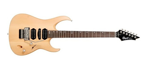 Guitarra Cort Micro-afinação Viva Gold Ii Ns
