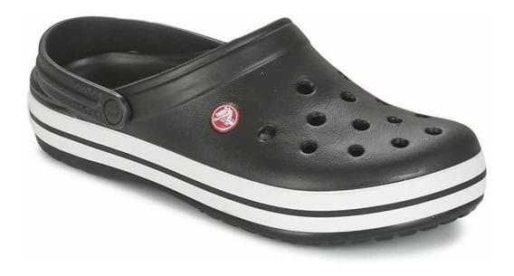 Crocs Originales Crocband Kids Negra