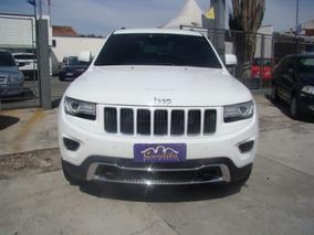 Jeep Grand Cherokee Laredo 3.6 4x4 4p 2015