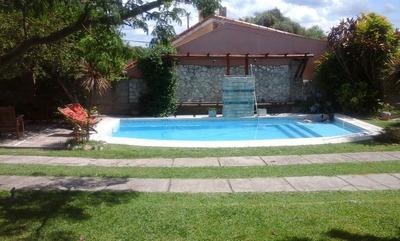 Alquiler Temporal Pná,cumples/.quincho,parque,pileta$2800