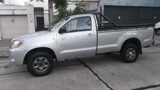 Toyota Hilux Cabina Simple 2.5 4x4