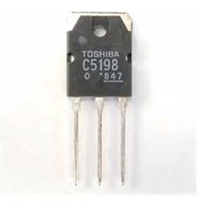Transistor 2sc5198 2sc 5198 Npn Toshiba Potencia