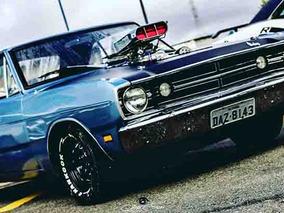 Dodge Dart Deluxo 1973 *com Blower * R$ 135 000 00