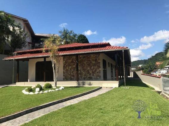 Casa Com 3 Dormitórios À Venda, 345 M² Por R$ 595.000 - Fortaleza - Blumenau/sc - Ca0441