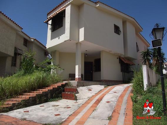 Casa En Venta La Victoria Urb. Guaracarima #20-11939 Mepm
