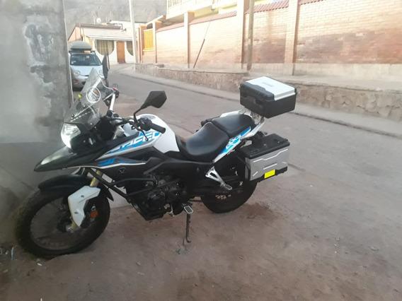 Zongshen Rx3 250cc Año 2017