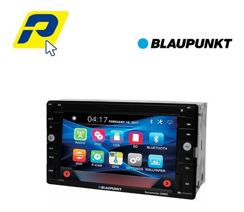 Imagen 1 de 7 de Radio Blaupunkt Sacramento 290mc 2din Usb Bluetooth 6.2 PuLG