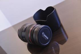 Lente Canon 24-70 2.8f