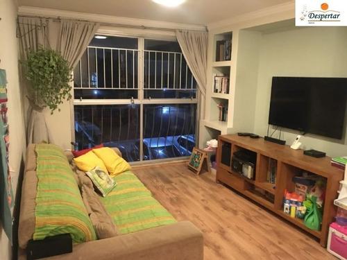 05703 -  Apartamento 2 Dorms, City América - São Paulo/sp - 5703