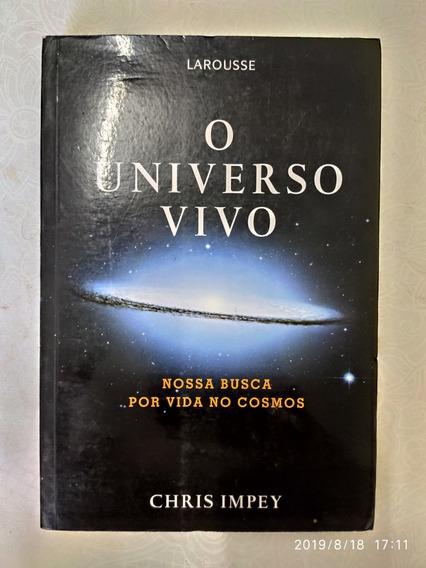 Livro - O Universo Vivo
