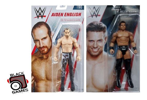 Muñecos Luchadores W.w.e Mattel Coleccion Tienda Fisica