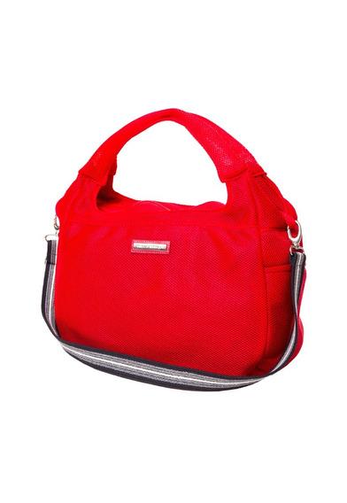 Bolsa Vermelha Para Viagem Em Tecido Drylex