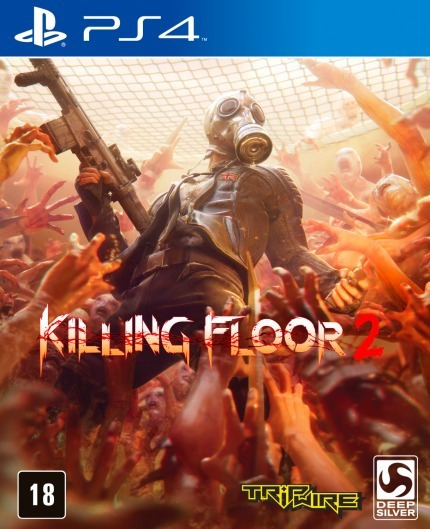 Killing Floor 2 Ps4 Mídia Física