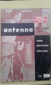 Revista Antenna Rádio Eletrônica Televisão Numero 288