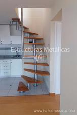 Escaleras Metálicas Para Interior Y Exterior.