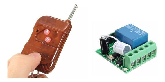 Transmissor Com Receptor Rf 433 Mhz - Arduino