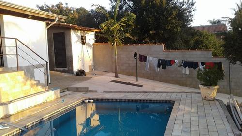 Chácara 2200m2 Área Construida 300m2 Casa 2 Dorms,sala,cozinha,banheiro,área C/churrasqueira,piscina,2 Vagas Cobertas - Ch00031 - 68784489