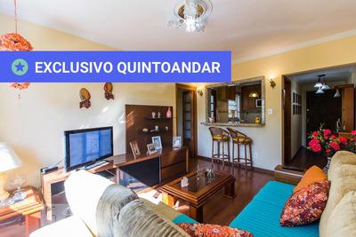 Apartamento No 4º Andar Mobiliado Com 2 Dormitórios E 1 Garagem - Id: 892907452 - 207452