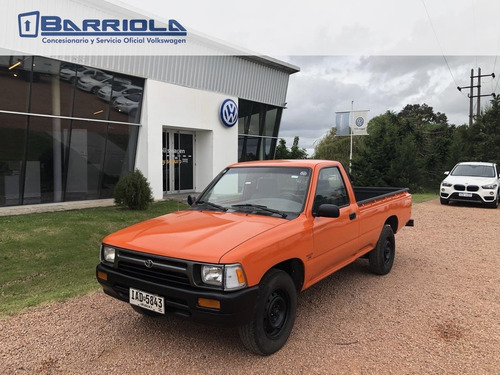 Toyota Hilux Pick Up 2.8 D 2000 Excelente Estado - Barriola
