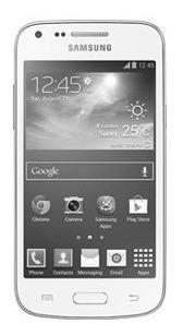 Samsung Galaxy Core 2 Bueno Blanco Liberado