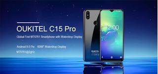 Oukitel C15 Pro 4g Phablet 6.088 Pulgadas Android 9.0 2gb Ra