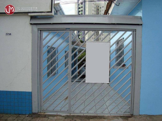 Casa Para Alugar Com 3 Quartos No Centro Em Cascavel - Pr - Ca0050