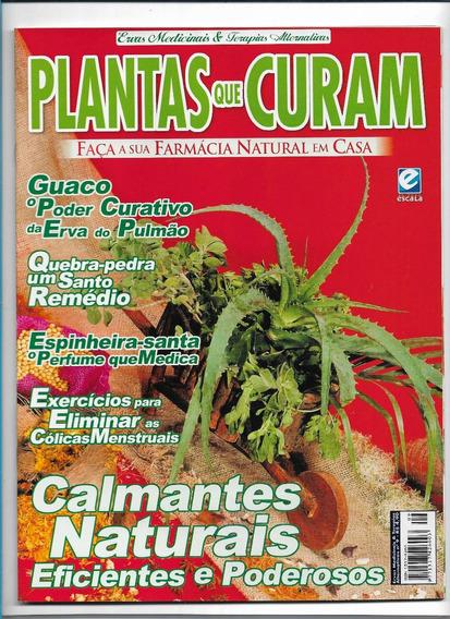 Plantas Que Curam Ed 9 Revista Ervas Medicinais