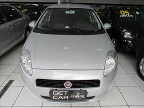 Fiat Punto Punto Attractive 1.4 8v Flex 4p Manual