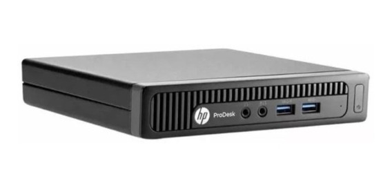 Mini Computador Hp Prodesk I3-4150t 3.0 Ghz / 4gb Windows 8