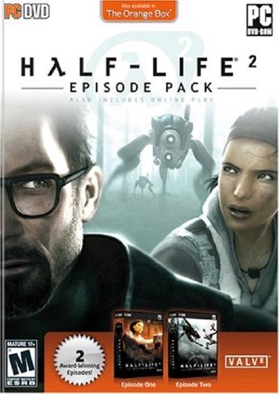 Half Life 2 Coleção Completa - Pc Mídia Digital