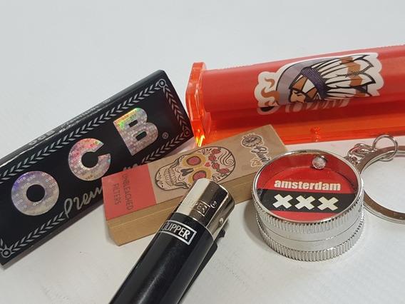 Armador Cigarrillos / Picador / Ocb / Encendedor / Filtro