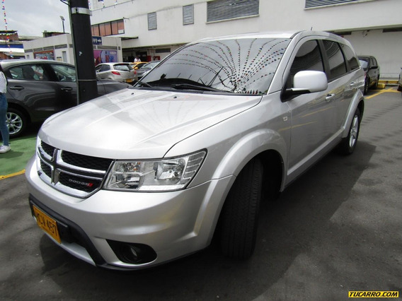 Dodge Journey Se At 2400 Cc Aa 4x2