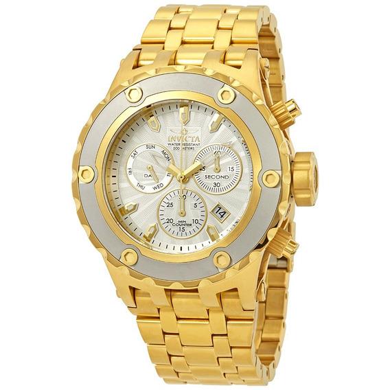 Relógio Invicta Subaqua 23923 - Ouro 18k