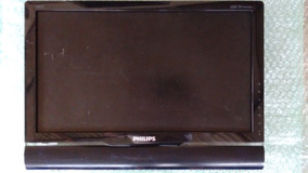 Carcaça Philips Led Tv Monitor 190ts2l ( No Estado )
