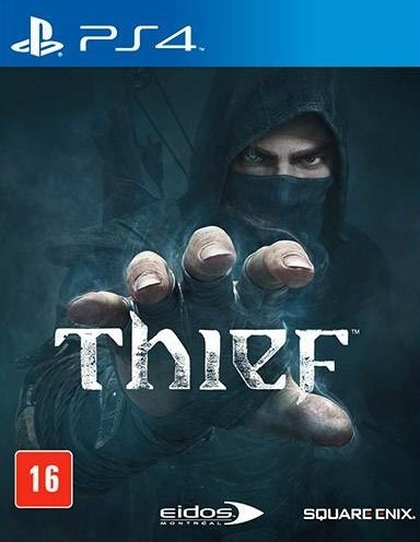 Jogo Play4 Thief - Lacrado Game Ps4